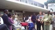 Rev. Paul Momoh Arrives Australia