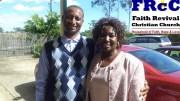 Rev. Paul Momoh and wife Elisheba