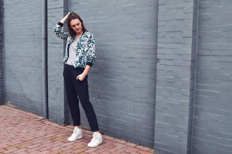 Trend | Bomber jacket // Precies Lies blog