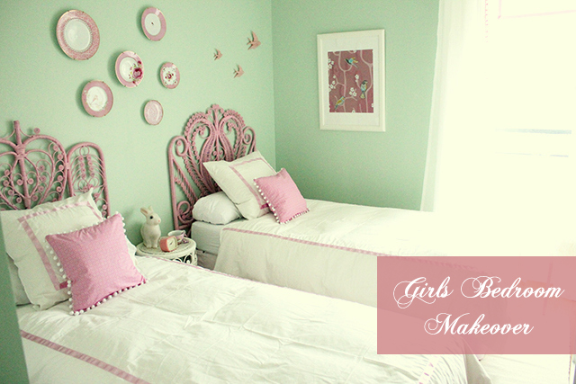 Bedroom Makeover fancy