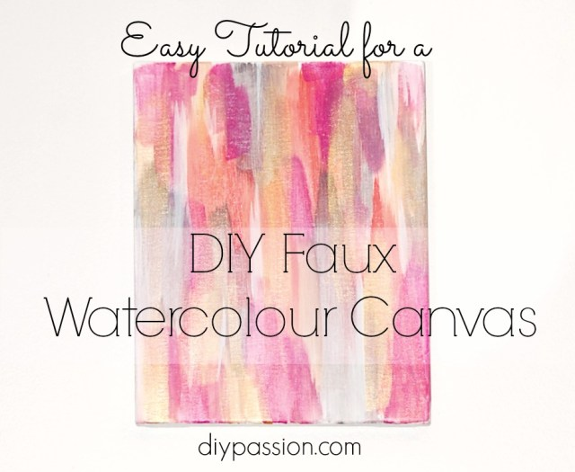 Faux-Watercolour-Canvas-Pinterest