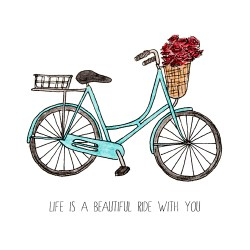 Life is a Beautiful Ride Print_web preview