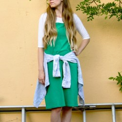 green dress-product pic