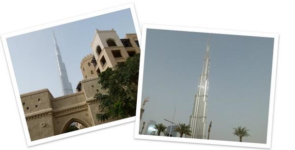 Pontos turísticos em Dubai