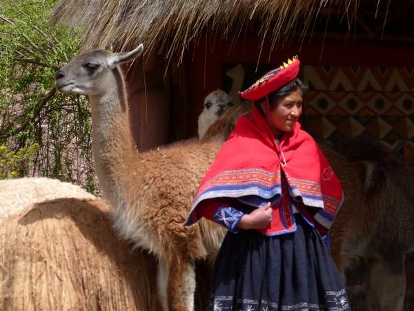 Visite o Peru