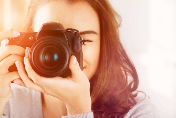 como escolher uma câmera fotográfica