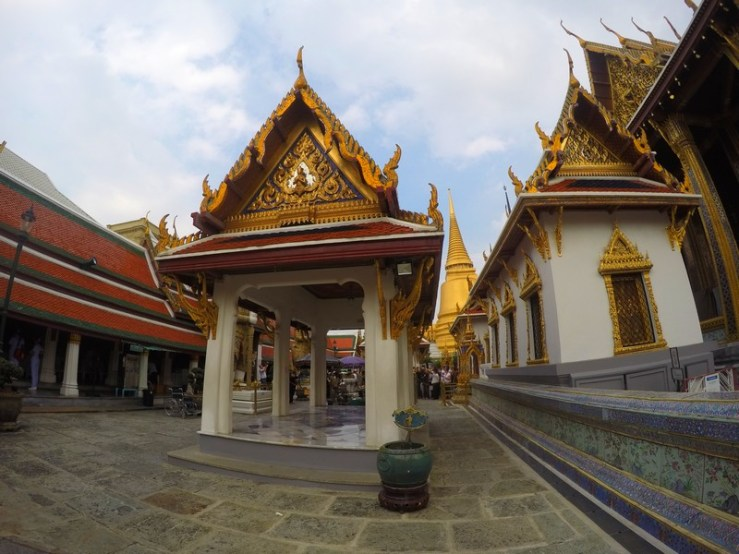 viajar para bangkok