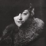 Vidosava Crnjanski supruga Miloša Crnjanskog