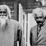 Tagore i Albert Ajnštajn