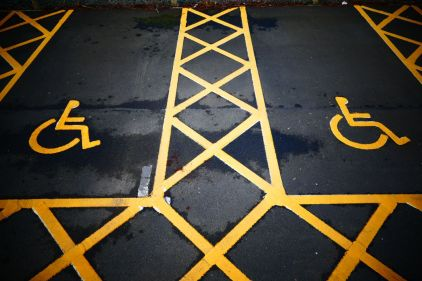 We have 8 disabled parking spaces at PremiAir - no booking required.
