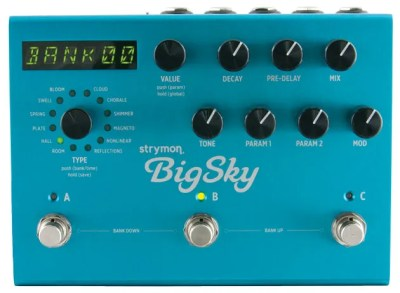 Strymon Big Sky Review | Premier Guitar