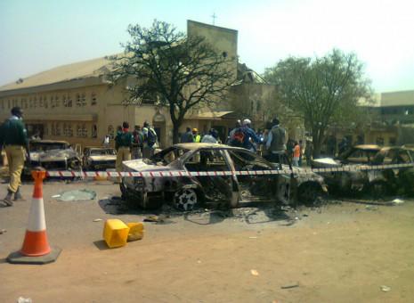Multiple bomb blasts spoil Nigeria