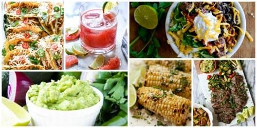 Over 100 Gluten Free Tex Mex Recipes from Raia's Recipes