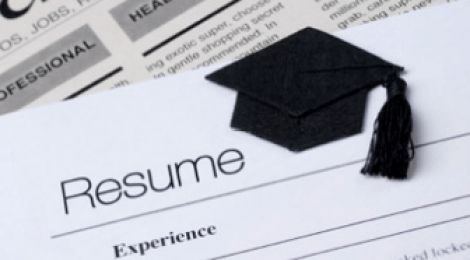 The top 5 things to remember when building your resume