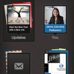 LinkedIn App Dashboard