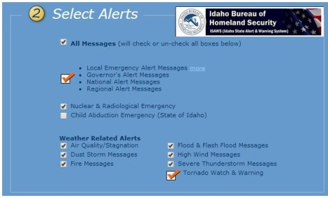 Emergency Alert Systems - Emergency Alerts on Cell Phone