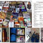 Bug Out Bag Checklist, 72 Hour Kit & Pictures