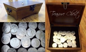 Silver Coin Giveaway