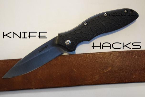 knife sharpening hacks