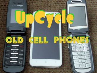 Upcycle Cell Phone