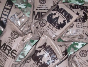 What's in an MRE & why preppers like them