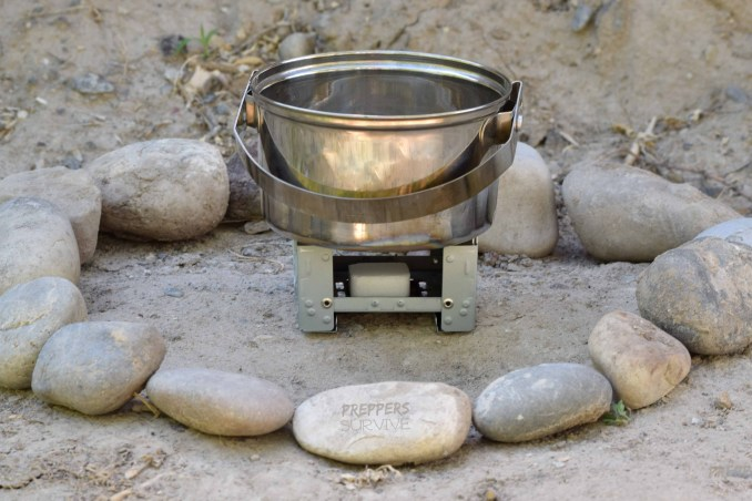 Backpacking Stoves Compared