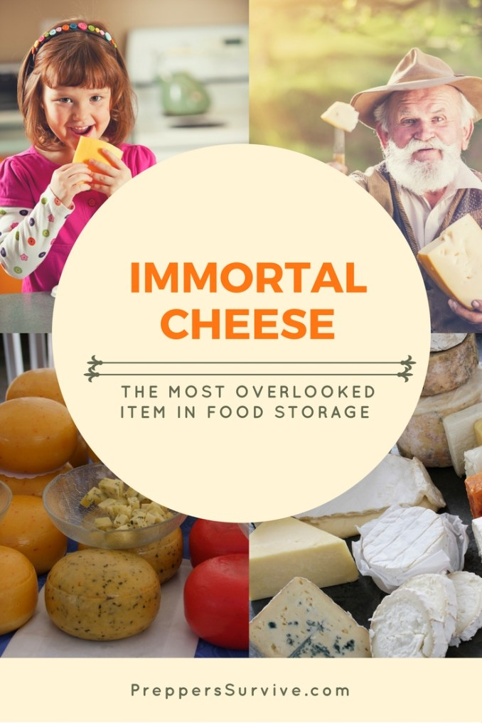 One ingredient I wish my parents had in their food storage.