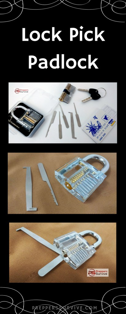 How To Pick A Simple Lock