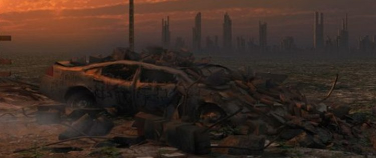 Are we living in a post-apocalyptic world?