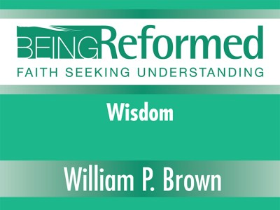 Cover of Being Reformed resource by William P. Brown