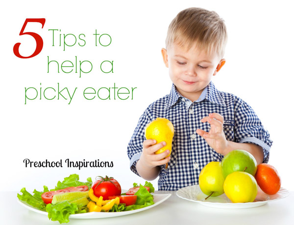 Tips for Helping Picky Eaters