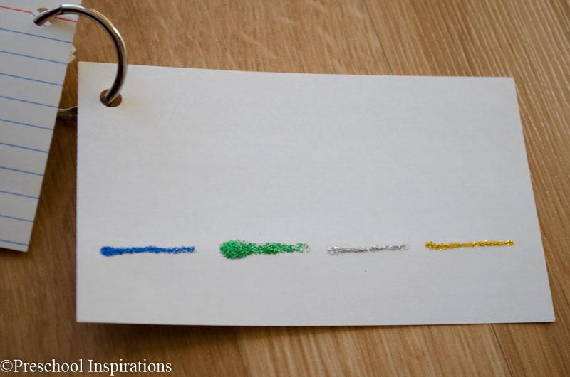 Tactile Name Writing Activity-2