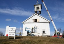 Church on the Hill - Maine Steeples Project