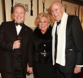 Bob Mackie; Carl Reiner; Mitzi Gaynor