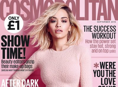 Mag ABCs: Cosmo leads women's lifestyle/fashion sector ...