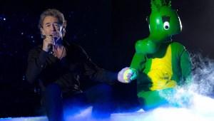 Musiker Peter Maffay im Bühnenstück Tabaluga - Foto: Candy Back / Red Rooster