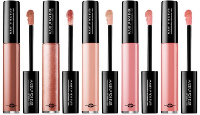 Novedades en Make Up For Ever; Artist Plexi-Gloss