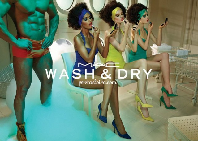 MAC: Wash And Dry Collection