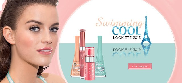 Bourjois: Colección Swimming Cool