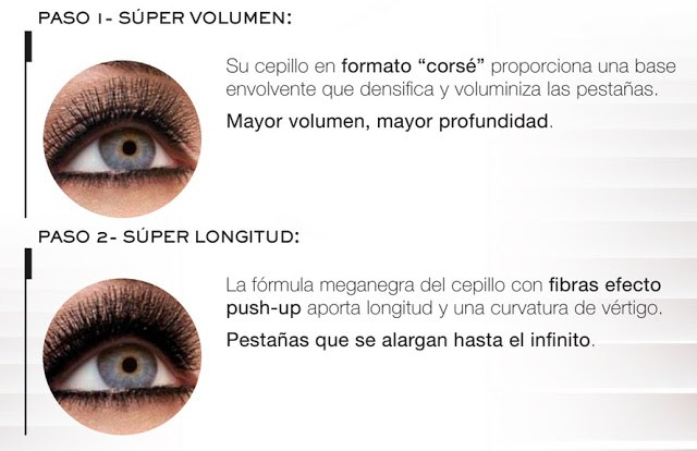 L'Oreal: máscara Superstar
