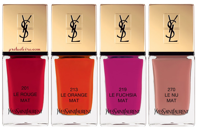 YSL: KISS & LOVE COLLECTION
