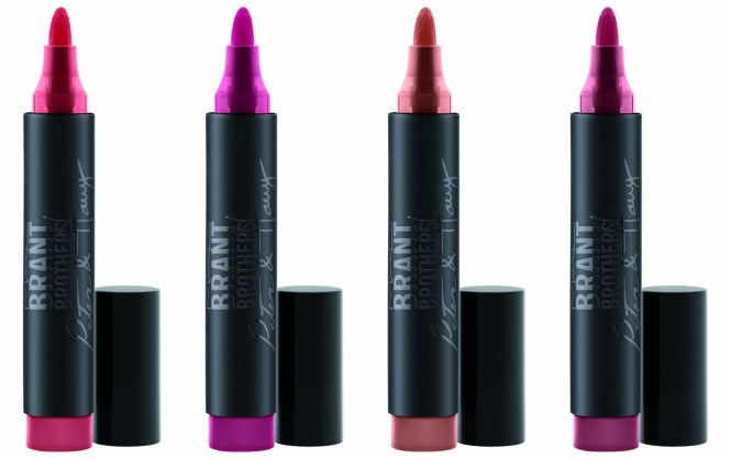 MAC Brant Lipstains