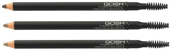 Gosh Eye Brow Pencil (3)