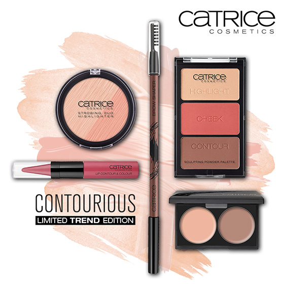 catrice contourious limited edition