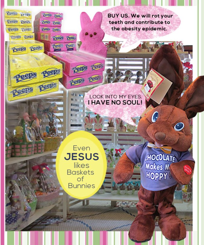 Things I hate on Easter-prettycripple