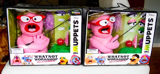what not workshop muppets - how to make a puppet