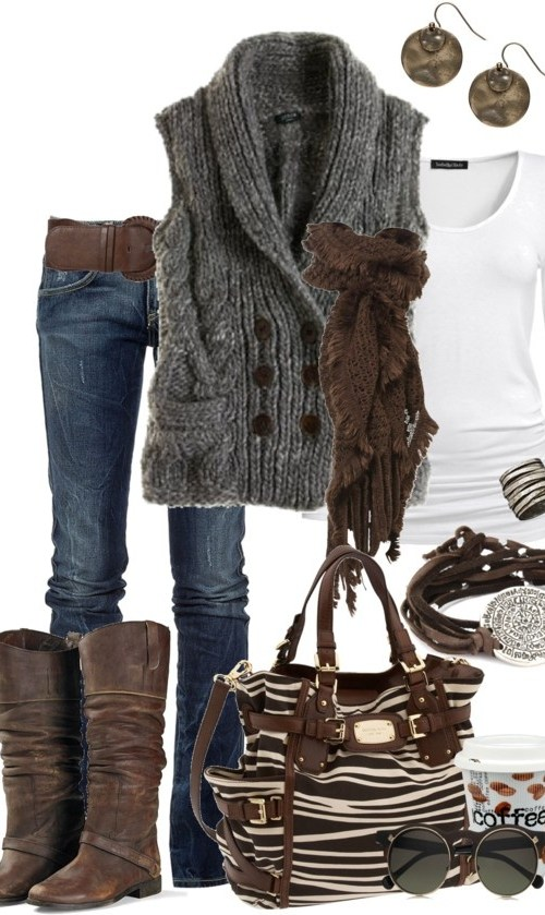 Sweater Clothing - 2017 Fall Outfit