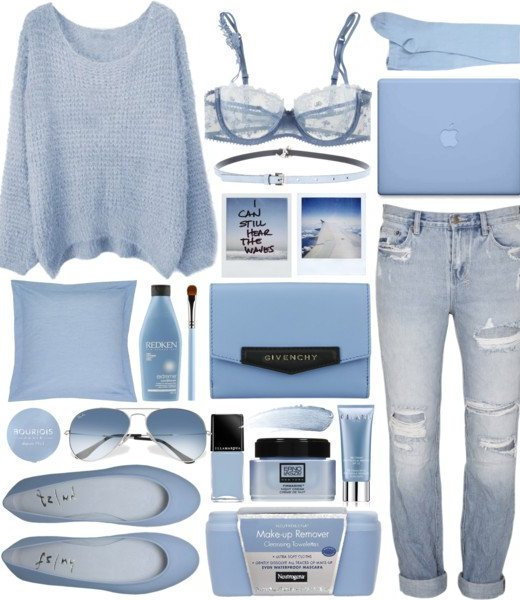 Serenity Sweater and Boyfriend Jeans
