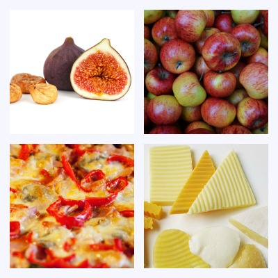 Healthy New Year Snacks