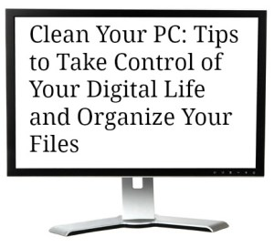 Clean Your PC